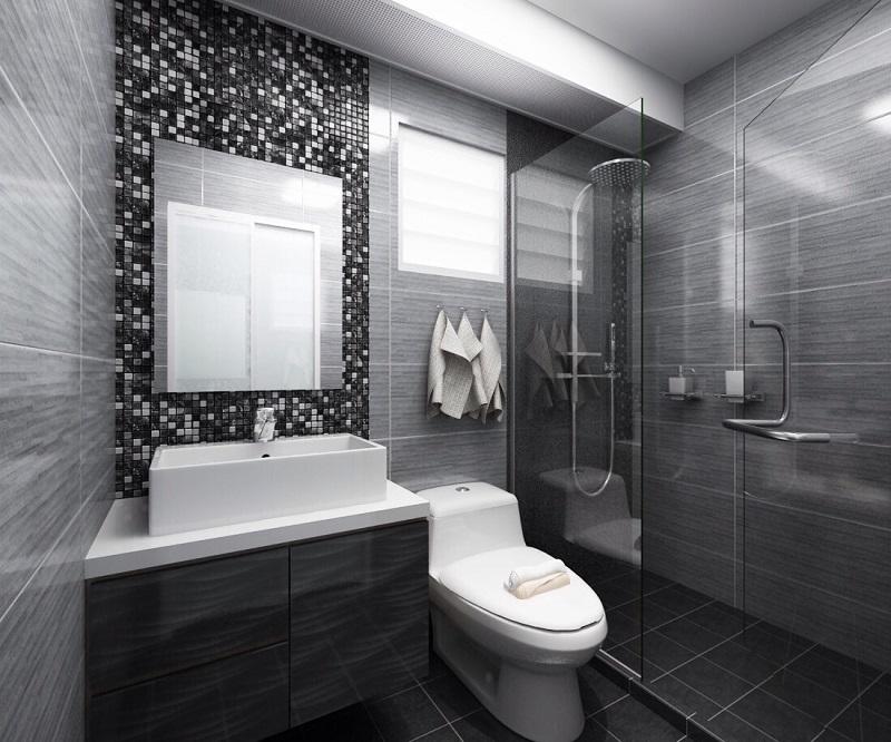 Goh keng pte ltd for Bathroom design singapore